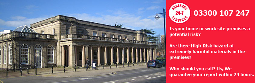 leamington spa pump rooms and a message about asbestos surveys